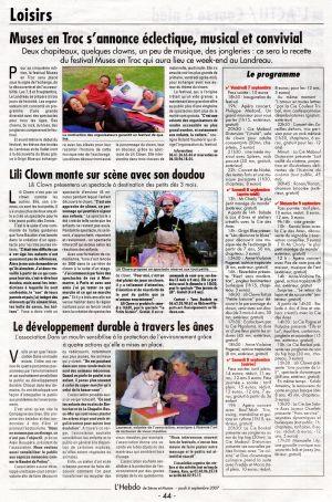 Lili-Clown-Hebdo-Sèvres